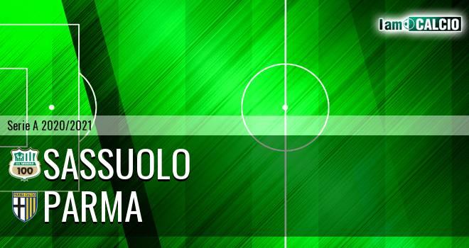 Sassuolo - Parma