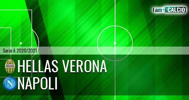 Hellas Verona - Napoli