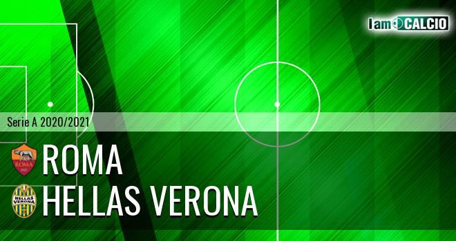 Roma - Hellas Verona