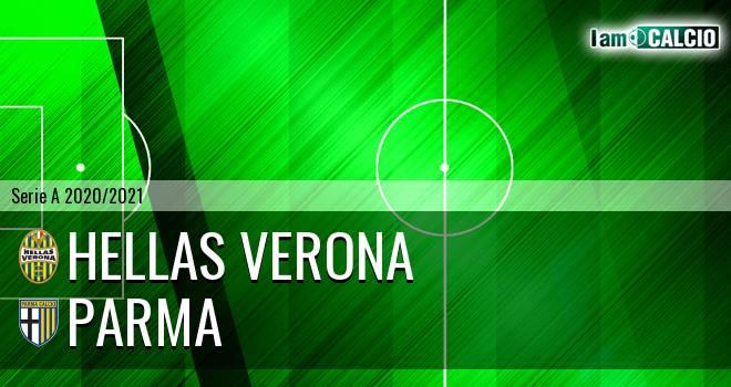 Hellas Verona - Parma