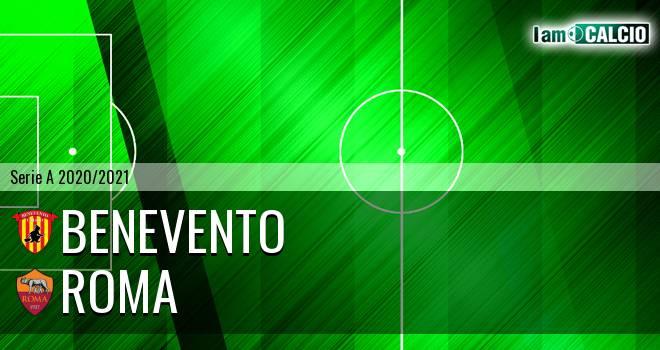 Benevento - Roma 0-0. Cronaca Diretta 21/02/2021
