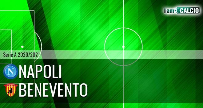 Napoli - Benevento 2-0. Cronaca Diretta 28/02/2021