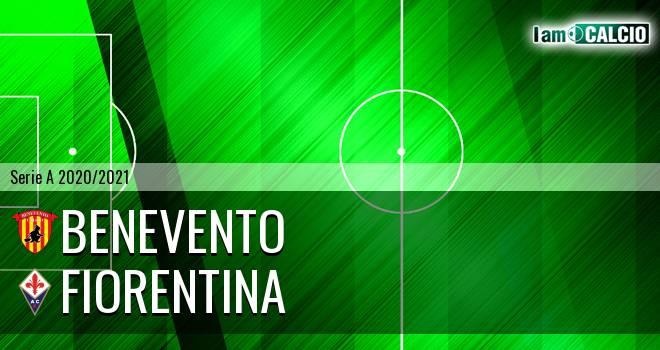 Benevento - Fiorentina 1-4. Cronaca Diretta 13/03/2021
