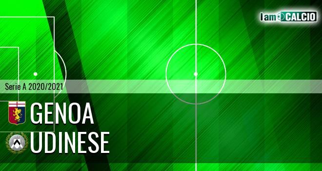 Genoa - Udinese