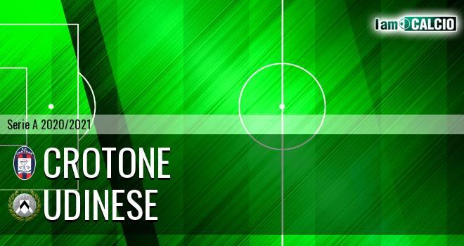 Crotone - Udinese