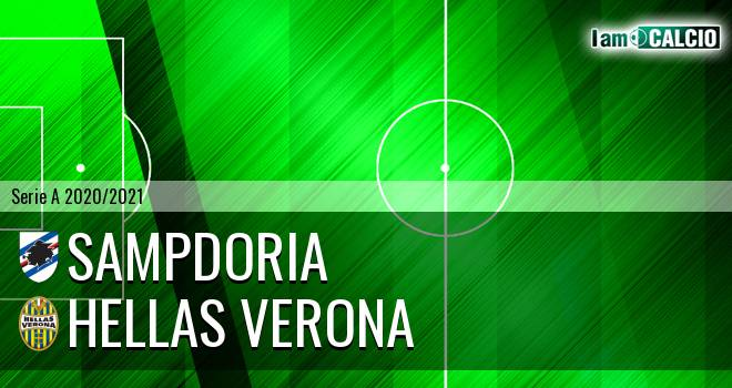 Sampdoria - Hellas Verona