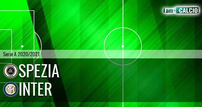 Spezia - Inter