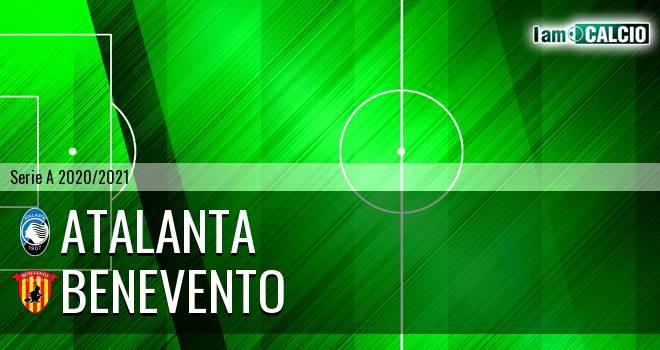 Atalanta - Benevento 2-0. Cronaca Diretta 12/05/2021