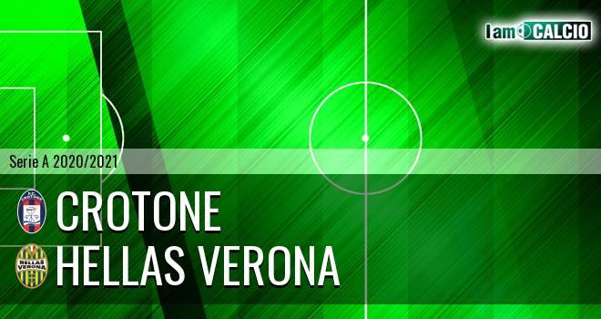 Crotone - Hellas Verona