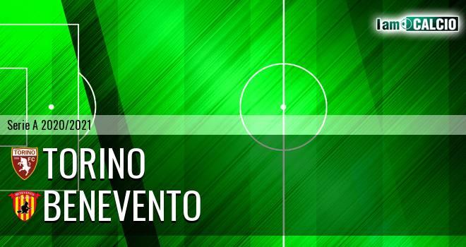 Torino - Benevento 1-1. Cronaca Diretta 23/05/2021