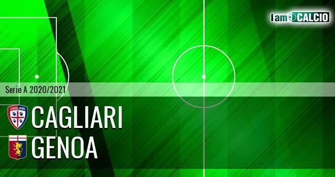 Cagliari - Genoa