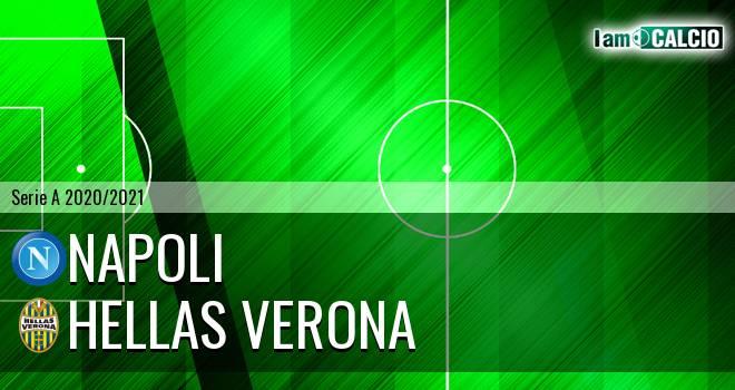 Napoli - Hellas Verona