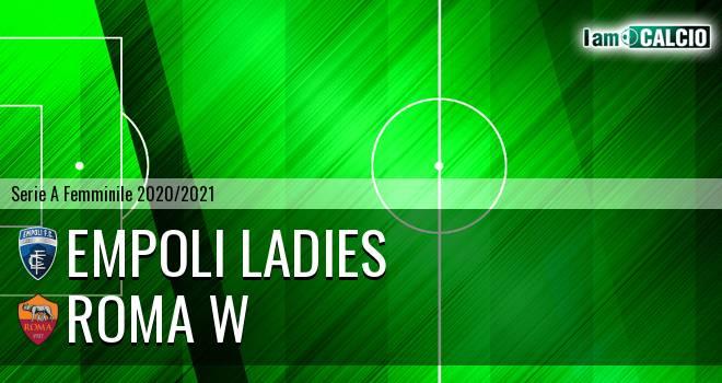 Empoli Ladies - Roma W