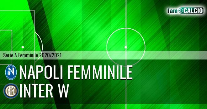 Napoli Femminile - Inter W