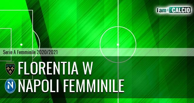 Florentia W - Napoli Femminile