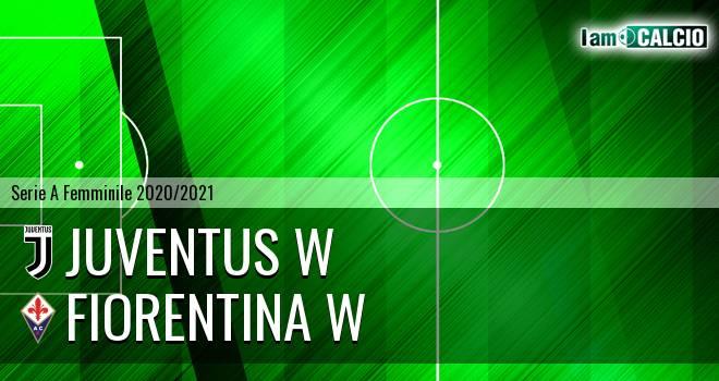 Juventus W - Fiorentina W