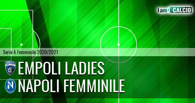 Empoli Ladies - Napoli Femminile