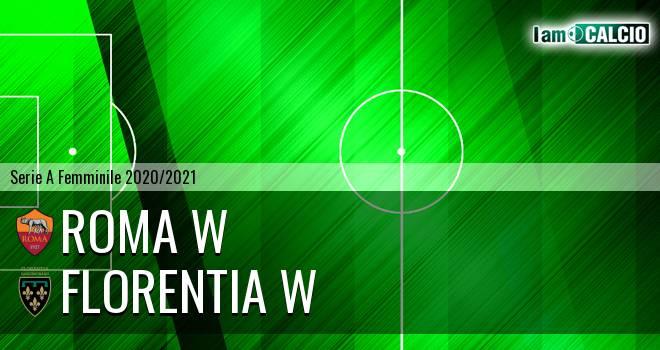 Roma W - Florentia W