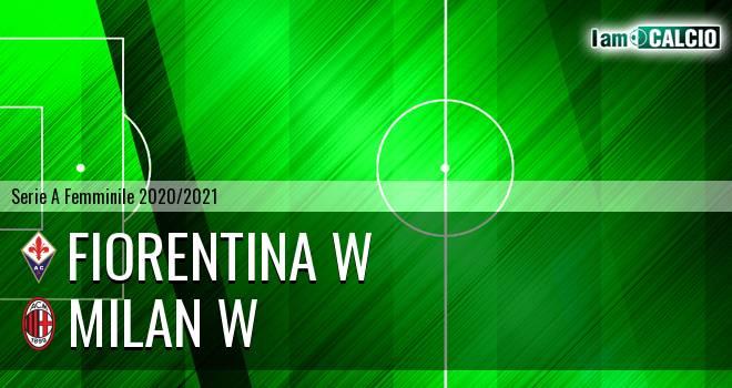 Fiorentina W - Milan W
