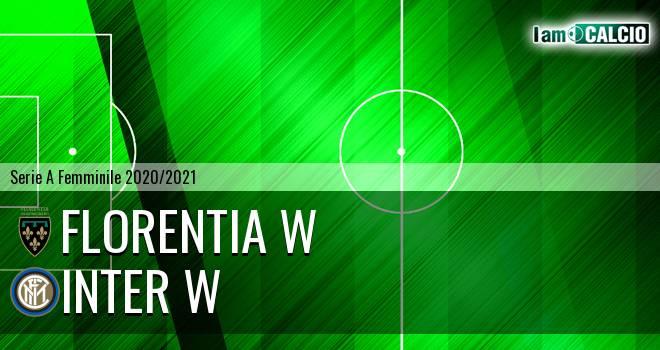 Florentia W - Inter W