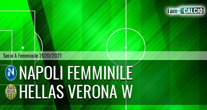 Napoli Femminile - Hellas Verona W