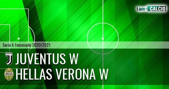 Juventus W - Hellas Verona W