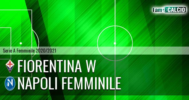 Fiorentina W - Napoli Femminile