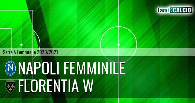 Napoli Femminile - Florentia W