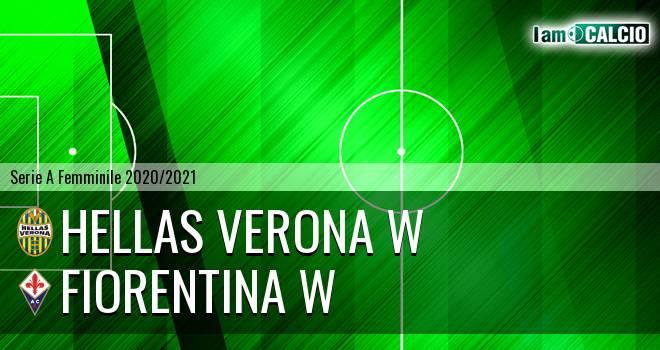 Hellas Verona W - Fiorentina W