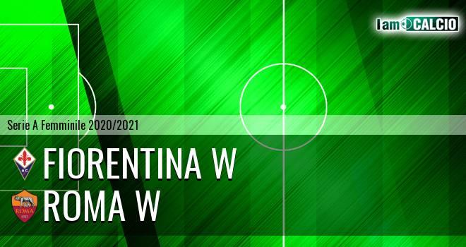 Fiorentina W - Roma W