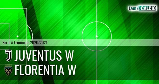 Juventus W - Florentia W