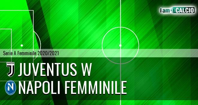 Juventus W - Napoli Femminile