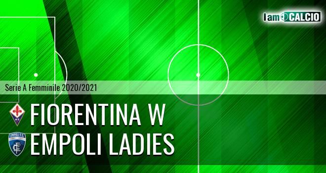 Fiorentina W - Empoli Ladies