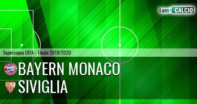 Bayern Monaco - Siviglia