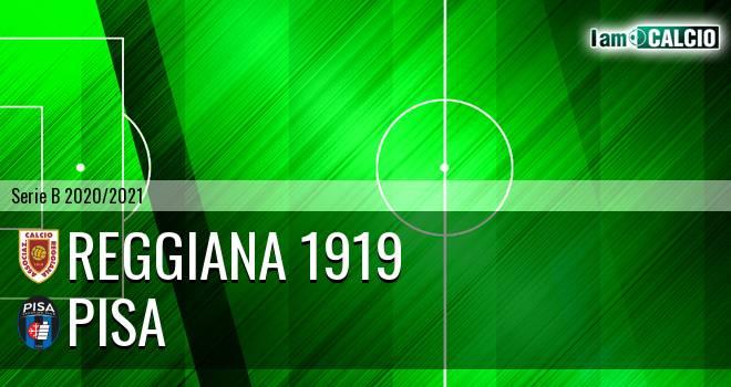 Reggiana 1919 - Pisa