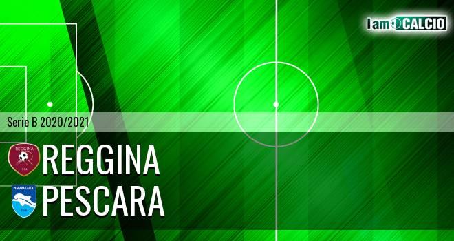 Reggina - Pescara