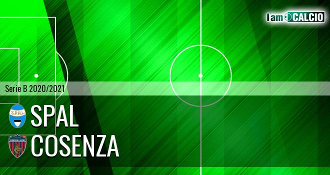 Spal - Cosenza