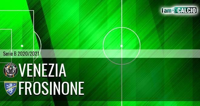 Venezia - Frosinone