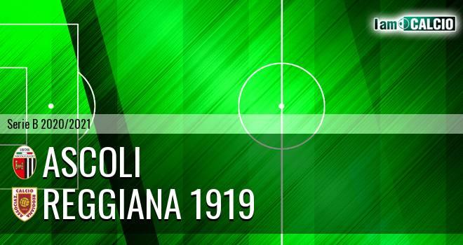 Ascoli - Reggiana 1919