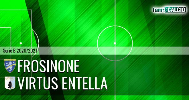 Frosinone - Virtus Entella