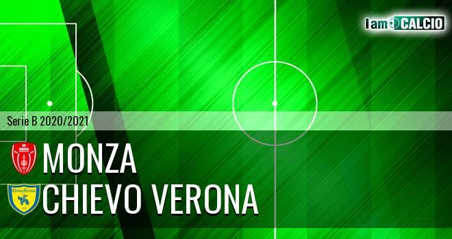 Monza - Chievo Verona