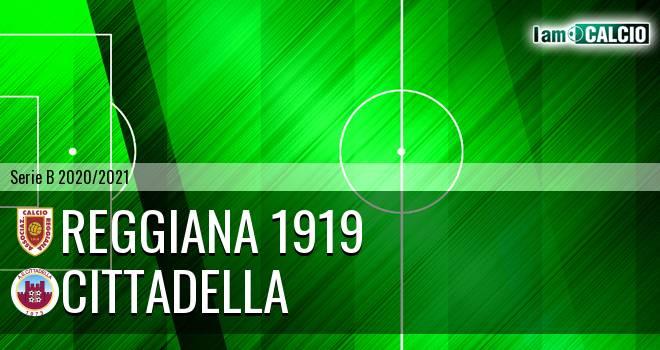Reggiana 1919 - Cittadella