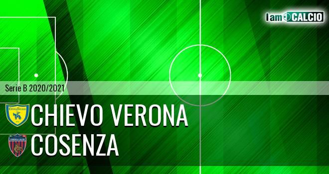 Chievo Verona - Cosenza