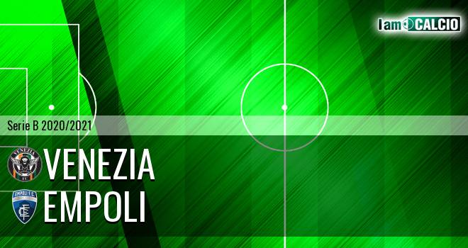 Venezia - Empoli 2-0. Cronaca Diretta 01/11/2020