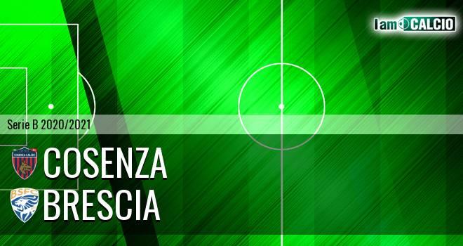 Cosenza - Brescia