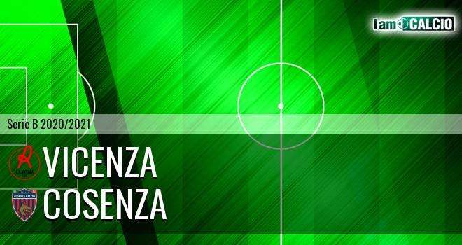 Vicenza - Cosenza