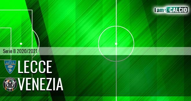 Lecce - Venezia