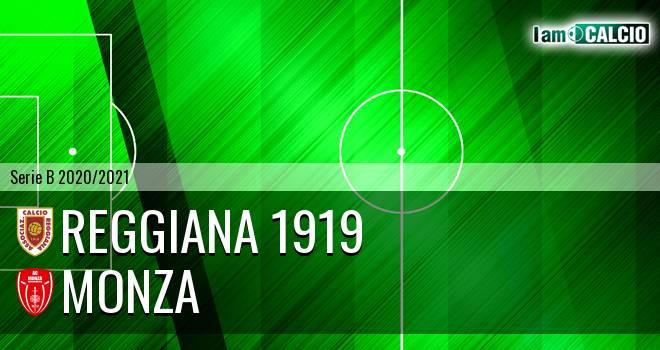 Reggiana 1919 - Monza