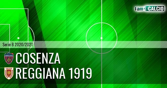 Cosenza - Reggiana 1919