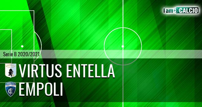 Virtus Entella - Empoli